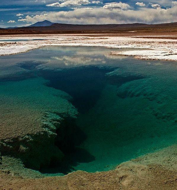 Ojo de mar Salta Argentina