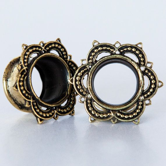 Hey, I found this really awesome Etsy listing at https://www.etsy.com/listing/216643201/brass-tunnel-piercing-tunnel-ear-tunnel