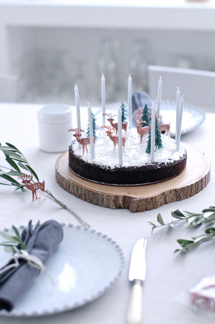 »Woodland« #cake #sweet