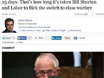 The mainstream media's deep love and adoration of Malcolm Turnbull makes Apple fanboys look like rank amateurs, writes Noely Neate. https://independentaustralia.net/politics/politics-display/class-clowns-the-press-gallerys-sickening-malcolm-turnbull-love-affair,8277