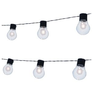 Transitional Outdoor Rope And String Lights by Touch of ECO