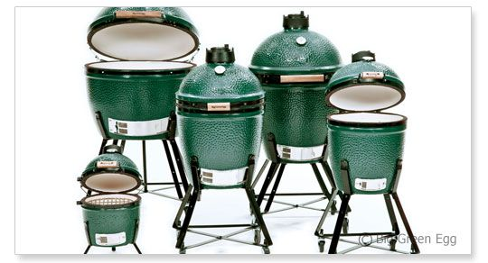 Big Green Egg  Xtra Large, Large, Medium, Small, Mini