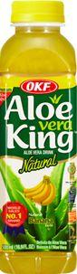 Aloe Vera King Banana (500ml, 16.9 oz)