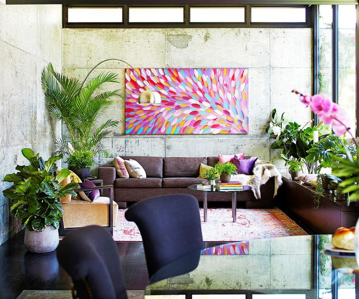 Take a tour through this renovated Perth home where the indoors and out have been blended together to create a botanical haven with room to move.