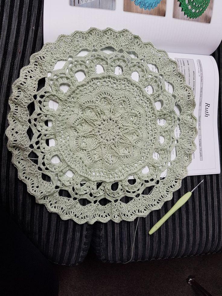 #EmilyandtheHandmade #doily, cotton 10, hook size 1.5mm