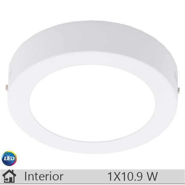 Plafoniera LED iluminat decorativ interior Eglo, gama Fueva, model 94071 http://www.etbm.ro/eglo
