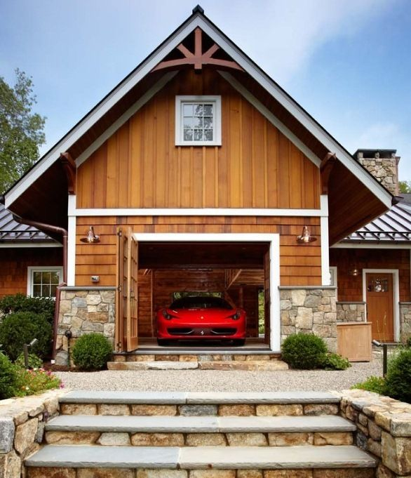 99 Best Garages Images On Pinterest