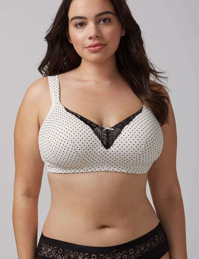 41633e7b759 Smooth no-wire bra | Lingerie for plus size Ladies in 2019 | Plus ...