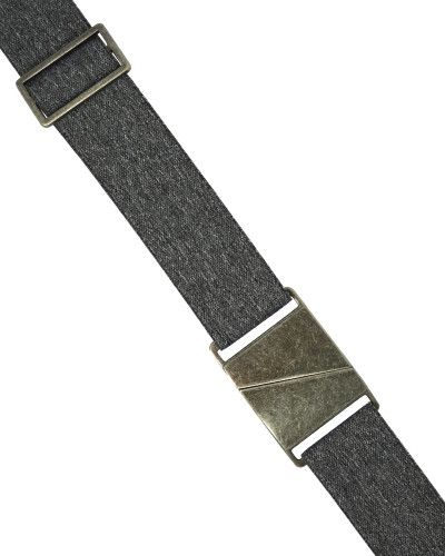 "Seva flat belt in heather grey, size small. $29. Try coupon code ""VEGAN10"" to save 10% expires May 5, 2017?"