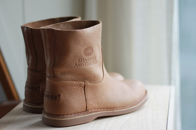 Shabbies Amsterdam - perfect comfy boots