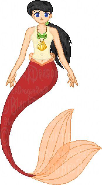 Melody deviantart SSMU Mermaid Melody by