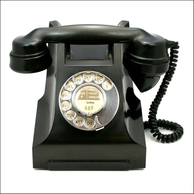 15 best images about Rotary Phones on Pinterest