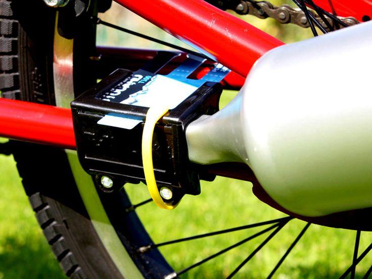 TURBOSPOKE Trasforma la tua Bici in una Motocicletta, scegli tra 3 divesi Sound!