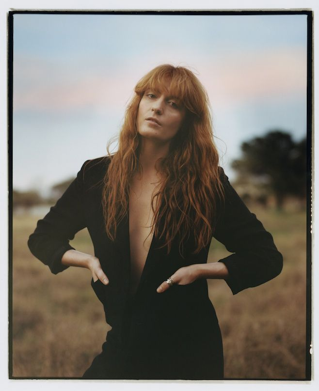Florence and the Machine Announce New Album How Big How Blue How Beautiful, Share