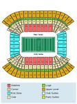 Tennessee Titans vs Pittsburgh Steelers Tickets in TN 2 tickets LOWERS AISLE!