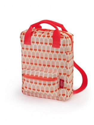 Backpack small 'Ice-lolly'