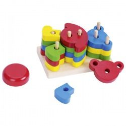 Wooden Blocks For Kids