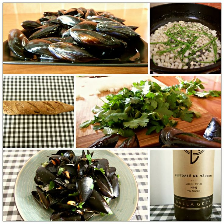 Mussels in White Wine Sauce (Moules Mariniere) | You've Got Meal!