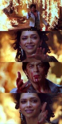 Om Shanti Om - Shahrukh Khan ve Deepika Padukone