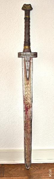 Sword of Buliwyf (from 13th Warrior)