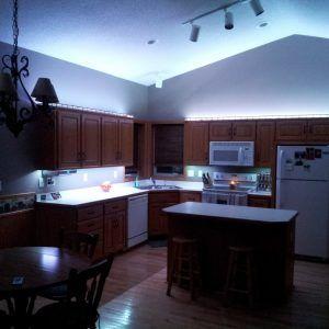 best 25 led kitchen ceiling lights ideas on pinterest. Black Bedroom Furniture Sets. Home Design Ideas