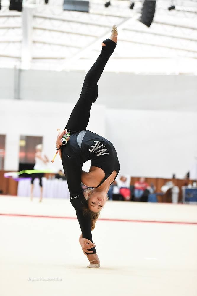 Alexandra SOLDATOVA (Russia) ~ Training Clubs @ OG Rio De Janeiro-Brasil 2016 Photographer Oleg Naumov.