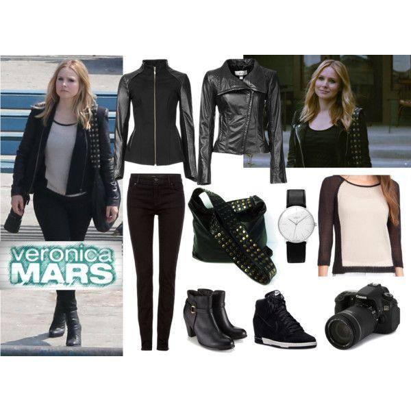 """Veronica Mars Movie Style"" by morganhsa on Polyvore"