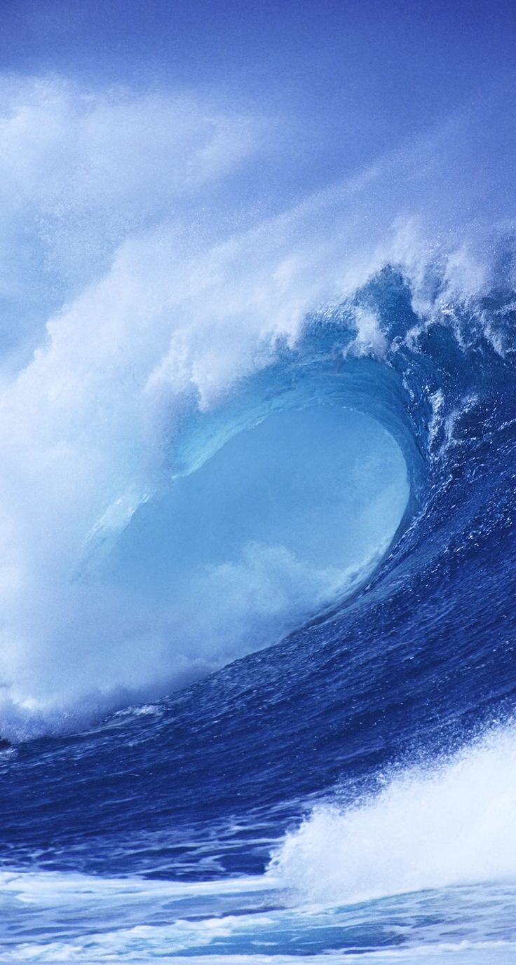 HD wallpapers iphone 4 wave wallpaper