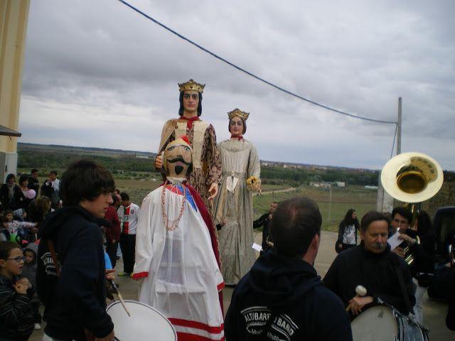 Santacara: Dia de las Asociaciones Año 2012