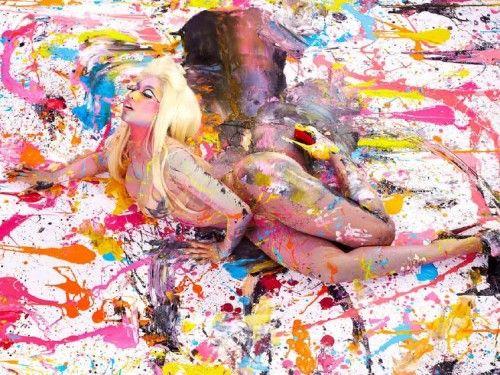 Nicki Minaj - Pink Friday Roman Reloaded Album Artwork