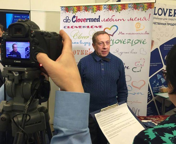 Кловермед любит Игоря Рыкова!