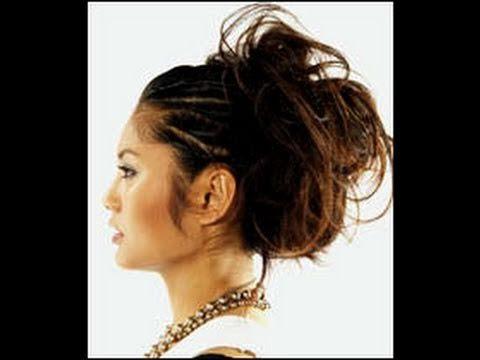 Chongos despeinados no importa si tienes cabello chino o lacio.