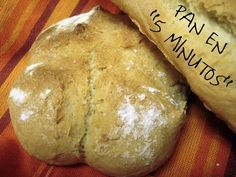 """Cocinándotelo: PAN EN """"5 MINUTOS"""""""