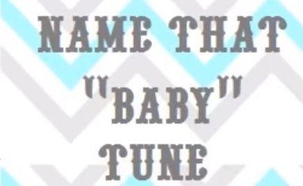 Baby shower musikk lek (Youtube video)   Baby Shower - Det Lille Ekstra Til Din Baby Shower. Gaver - Pynt - Bleiekaker - Alt Til Baby Shower - Baby Shower Butikk