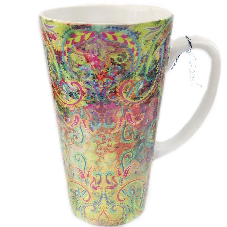 Latte Mug- Celadon