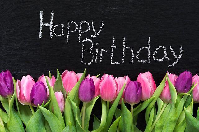 Imagen gratis en Pixabay - Flores, Primavera, Cumpleaños