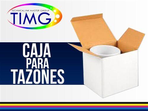 ¡Aviso de llegada! Caja para Tazones de 11oz - 10oz - venta por unidad. Para empaquetar, enviar o regalar, protege tus tazones de golpes en el traslado. Pregunta su disponibilidad aquí #TIMG #Chile #cajas #tazas