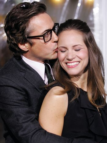 Robert Downey Jr., Wife Expecting First Child