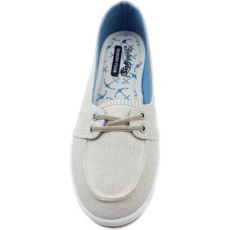 Faded Glory Women's Casual Boat Shoe Image 4 of 5