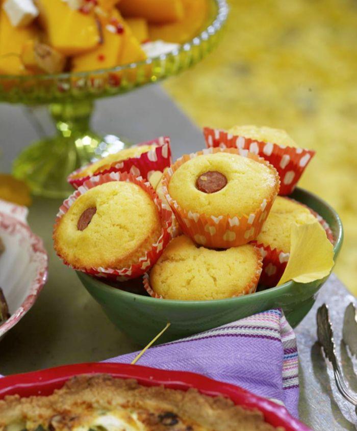 Glutenfria matmuffins