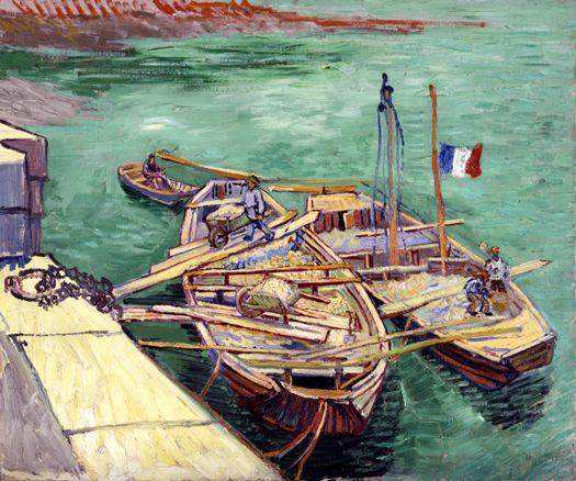 Monet, Gauguin, van Gogh ... Japanese Inspirations 27 Sept. 2014 – 18 Jan. 2015- Museum Folkwang