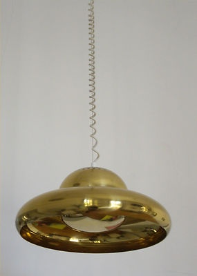 Scarpa Tobia Hanging Lamp Fior Di Loto Flos 1965