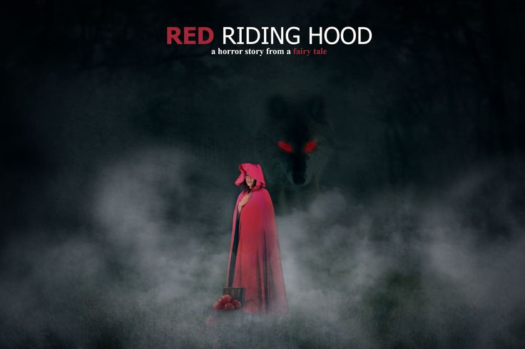 Photoshop Tutorial Manipulation Red Riding Hood | Fojo Design