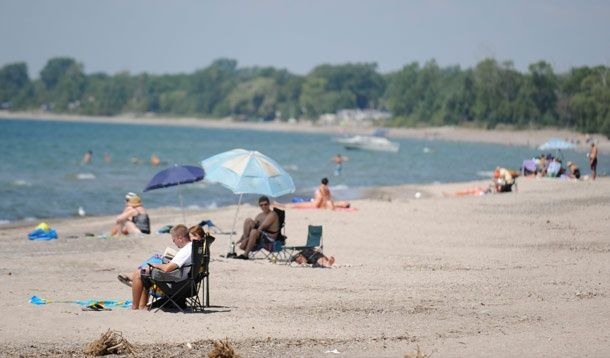 8 of the Best Ontario Beaches You May Not Know About :: YummyMummyClub.ca