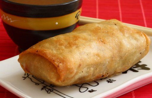 Fácil , rápida y tradicional método para la Masa Rollitos de Primavera, receta originaria de China.