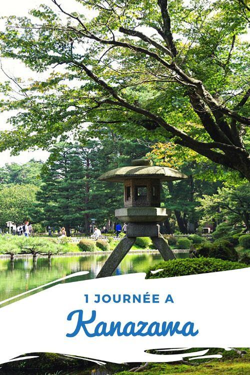 Programme de visite pour découvrir Kanazawa en 1 jour : le marché au poisson, le jardin zen Kenrokuen et le quartier des samourais