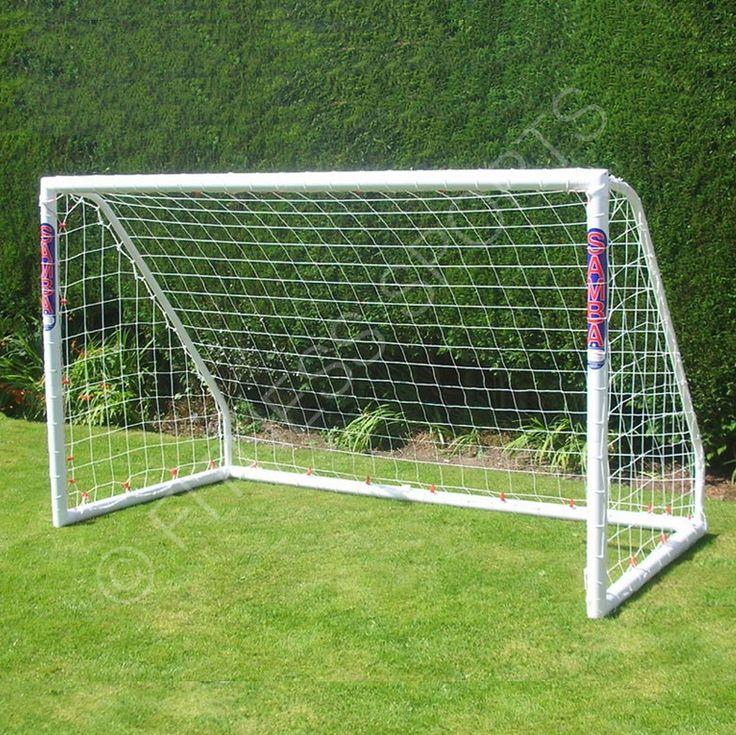 25+ unique Full size soccer goal ideas on Pinterest | Pvc backdrop ...