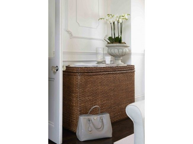 This beautiful hand crafted Large Rattan Chest has plenty of storage space and also looks fantastic in the hallway or livingroom as a table.