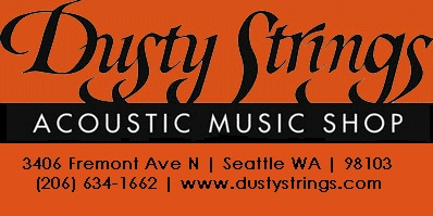 Seattle based acoustic instrument store. . . Great source of ukuleles