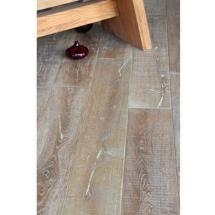 Headington Real Wood Top Layer Flooring 2.086sq m from Homebase.co.uk
